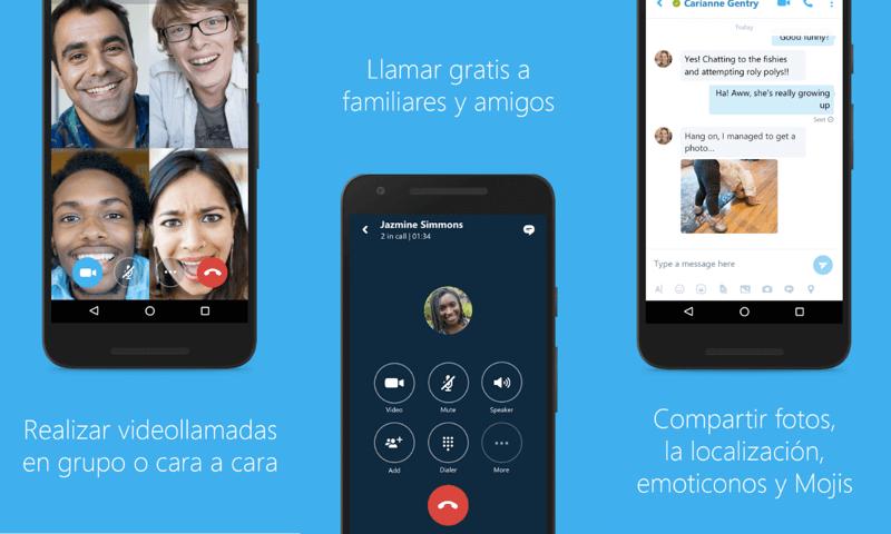 3-Skype