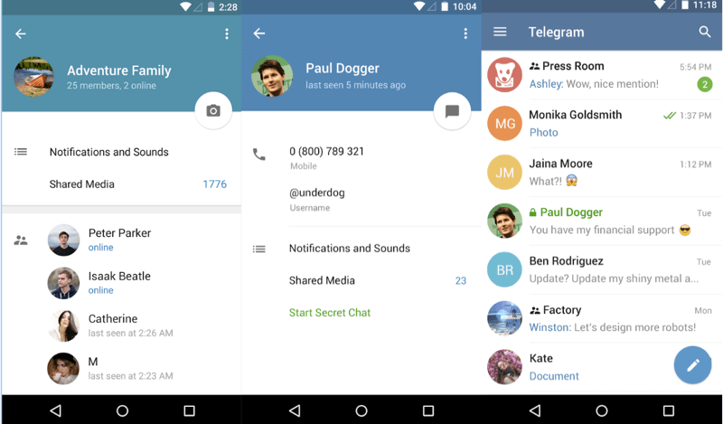 5-Telegram-android