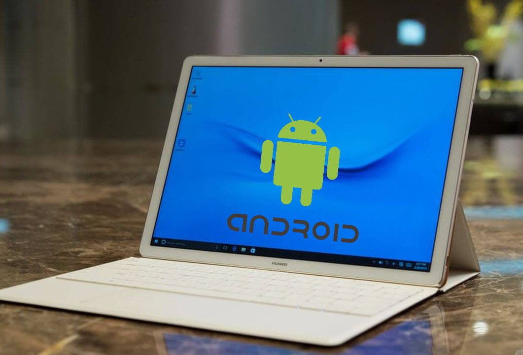 Android Windows PC controlar