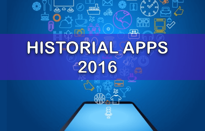 Historial mejores Apps Android