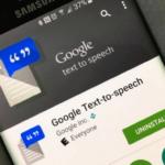 activar texto voz google