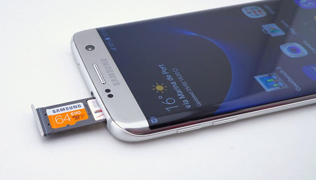 mover aplicaciones a sd android