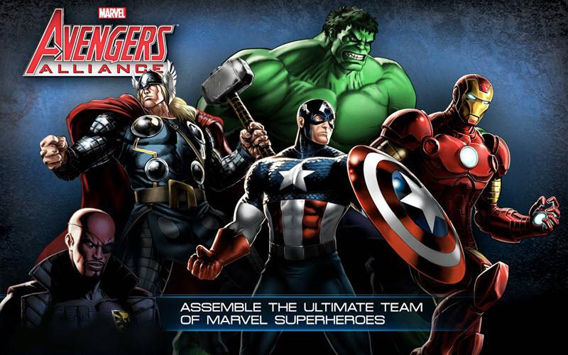 Mejores Juegos de Superhéroes