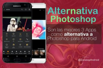 Alternativa Photoshop Android