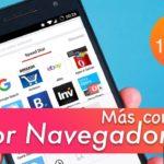 Top Navegadores Android