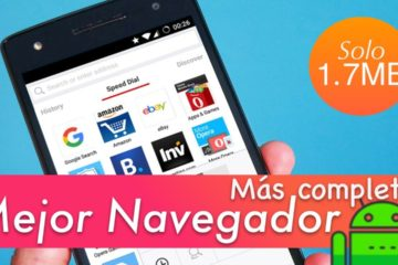 Top Navegadores Android