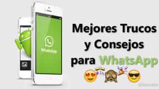 40 Nuevos Trucos de WhatsApp +Pasos (Actualizado 2018)