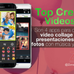 Video collage presentaciones app