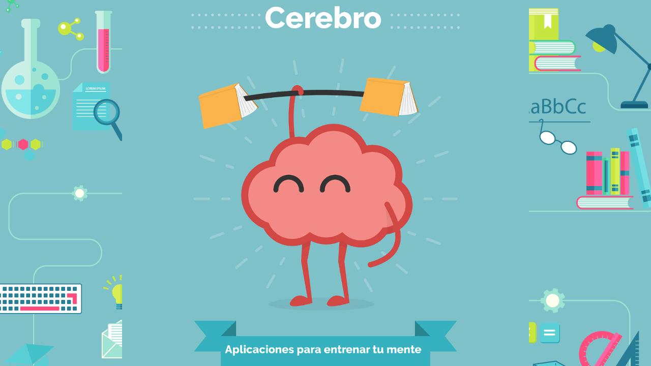 aplicaciones entrenar cerebro