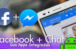 FACEBOOK MESSENGER misma aplicacion android