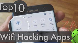 Top10 Mejores Aplicaciones de WiFi Hacking para Android 2018