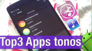 Top 3: Apps de tonos para ANDROID 2017 (Crear o Descargar Ringtones Gratis)