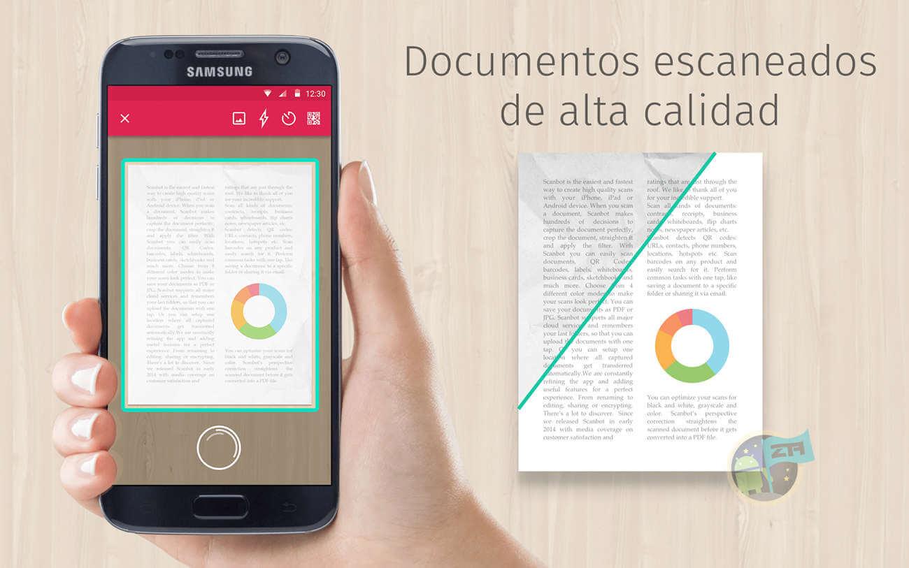 Top7 Mejores Aplicaciones Para Escanear Documentos En Android