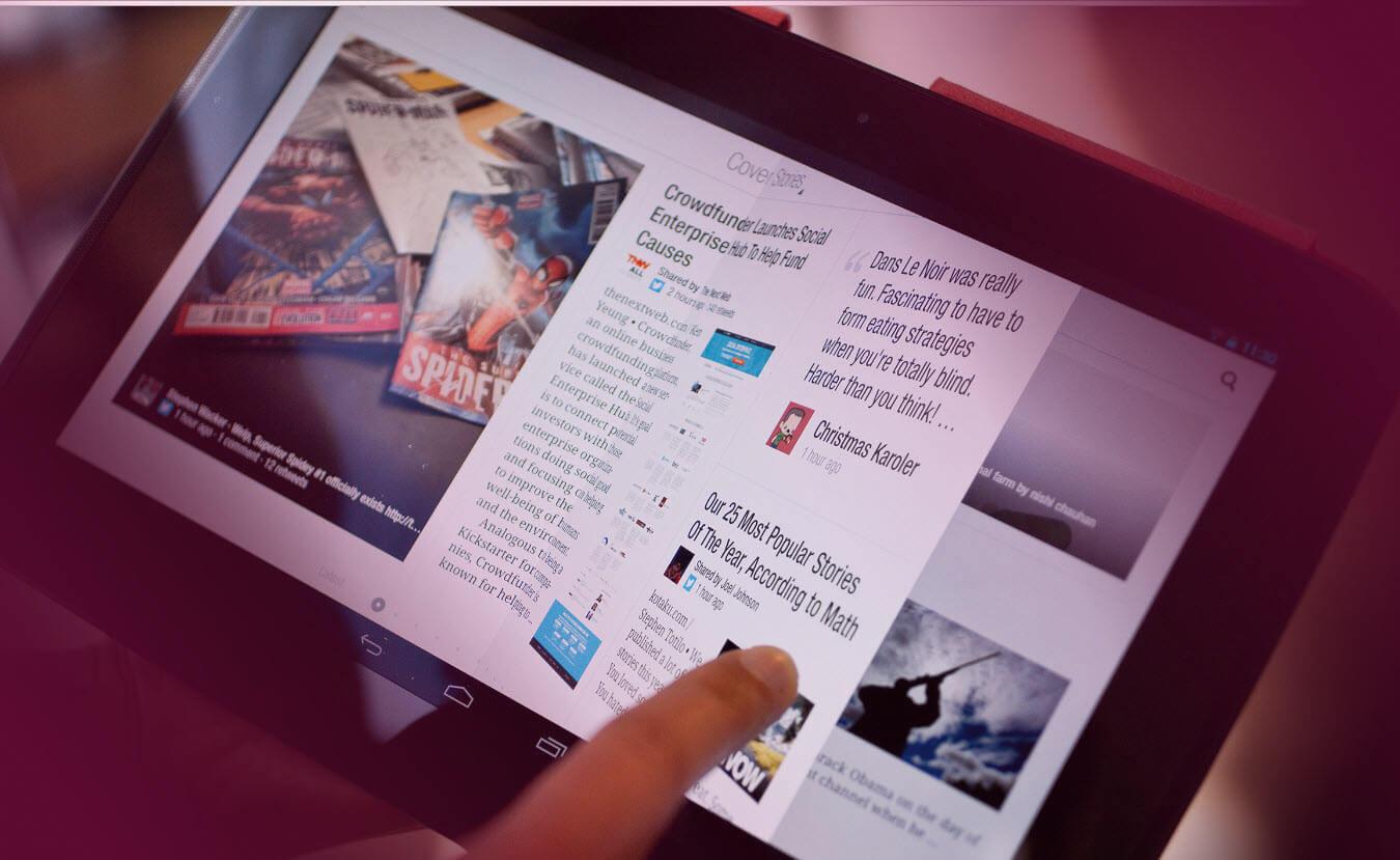descargar revistas gratis android