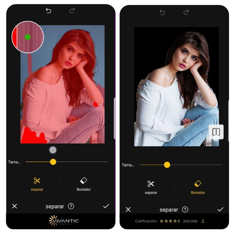 descargar editor de fotos para celular