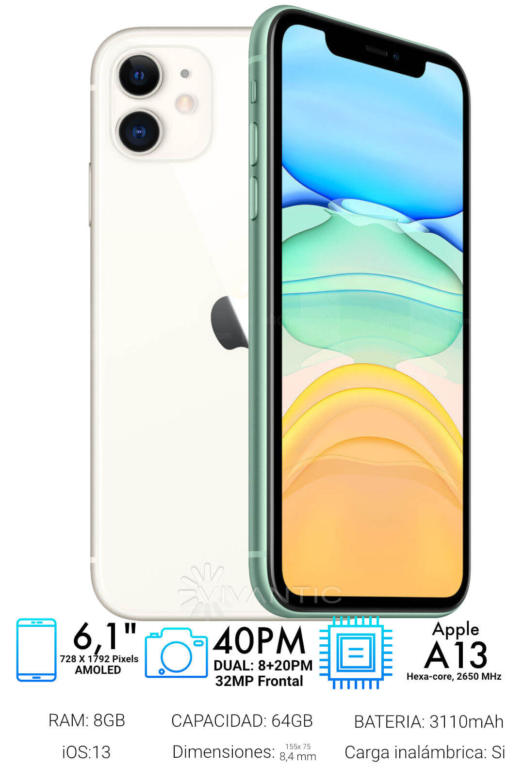Apple iPhone 11 características
