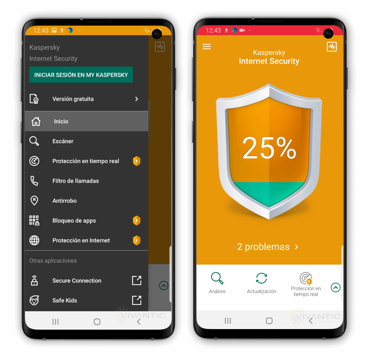 Kaspersky Internet Security Mobile